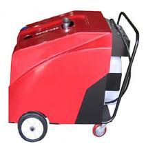 [흙사랑119] 자동냉온수고압세척기/모델명:SOL-DHE-200/규격:특수모터6.7(KW)/피스톤펌프205(bar)